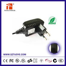 Universal AC DC Adapter 15v 500ma ac dc adapter,15v 550ma ac dc adapter,15v 450ma power adapter