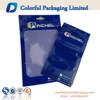 cellphone heat-seal plastic bag/three side seal plastic cellphone bag