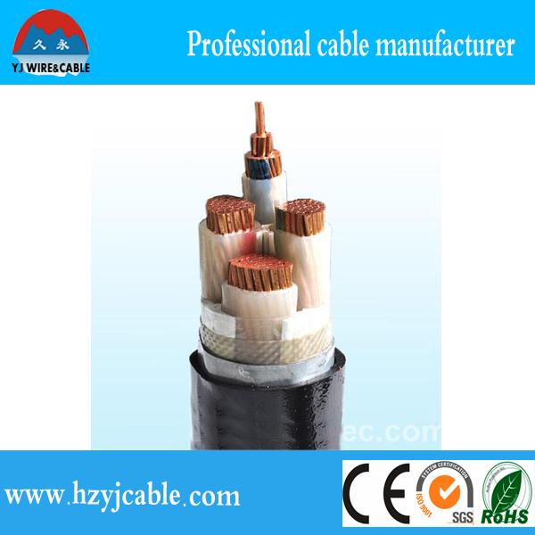 Preço de alta tensão cabo de 25 mm 35 mm 50 mm 120 mm 300 mm cobre cabo blindado