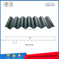 2015 Cheap High quality Versatility Used the appearance of good places metal roof