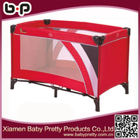 Outdoor foldable cot for baby,baby travel cot ,baby cot bedding set