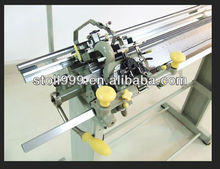 ISO9000 MN type low butt needles stoll hand flat knitting machine