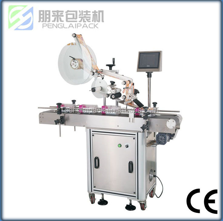 Automatic surface beer bottle labeling machines pl 610 for Beer label machine