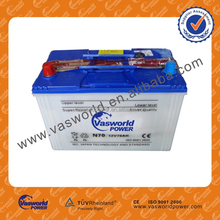Hot sale dry cell auto battery 12v70ah for starting with wholesale price
