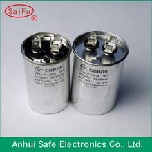 CBB65 capacitor super 330uf 200v aluminum electrolytic capacitor