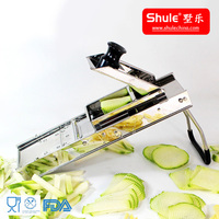pure S/S home use manual magic chopper vegetable slicer made in China