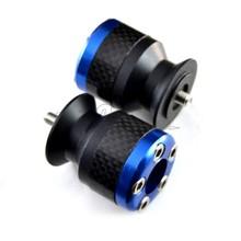 BJ-Screws-3003 Universal aftermarket sportbike alloy blue swingarm spools screw chinese atv body parts