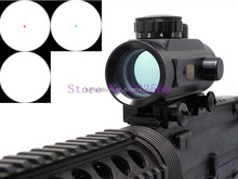 KV2-011 Tactical 1x30 Red Dot Scope For Shooting Hunting Accessory Equipment