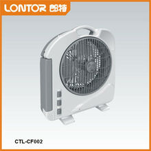 2014 china rechargeable fan with handle