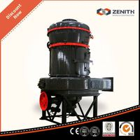 China manufacture High Production capacity fine powder small grinder machine