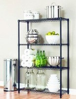 Sturdy wire shelf/Showroom Display Shelf /