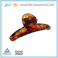 Hot sale korean hair claw clip for girls