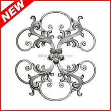 wrought Iron, Measures 900 x 285mm, Used for gates