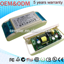 ip20 300w led power supply input voltage AC 170v-265v output current 60A constant voltage dimmable led driver 5v