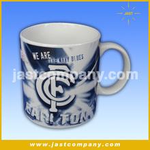Basketball Related Singing Ceramic Mug Sublimation