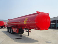 Best quality Cheapest fuel tanker semi trailer 5 compartments