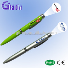 OEM logo customised LED ballpoint projector pen