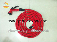 New products in the market 2015 150ft high pressure car washing latex hose expandable garden hose