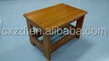 wooden stool small kid stool