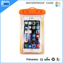 Summer hotest universal waterproof pouch for iphone 6 ,for samsung s5 waterproof pouch