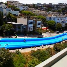 cheap 1000 ft slip n slide inflatable slide the city,adult inflatable slide for sale