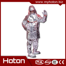New design Aluminized Fire Suit with great price