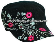 100% Cotton Custom China Supplier elegant snapback hats