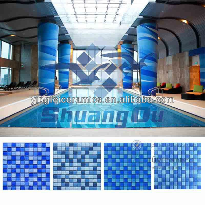 Factory Supply Wholesale Price Swimming Pool Tiles Price 48x48mm 23x23mm 240x115mm Buy