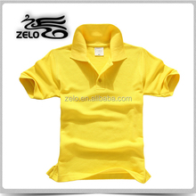 Slim Desgin difference color mens slim polo t shirt