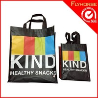 Laminated PP woven bag for 25kg goods packing