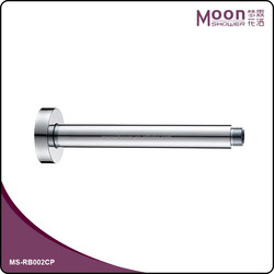 Chrome Finish Soild Brass Wall mount Shower Arm For Shower Head MA-RB002CP