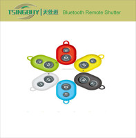 High quality portable bluetooth remote shutter for smartphone universal bluetooth shutter