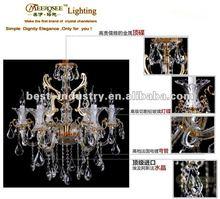 2012 Italian master design crystal ceiling lamp/lighting in elegant sence,Meerosee Manufacturer