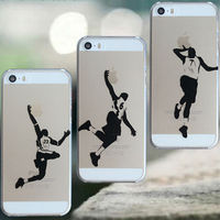 Jordan Basketball Print TPU Soft Case For iPhone 6