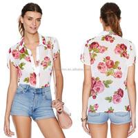 2014 bangkok clothes wholesale blouse for women bangkok