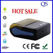 80 mm Android bluetooth thermal printer with receipt and barcode printing(QS-8001)