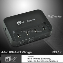 4 port usb charger, wholesale quick charge 5v 2.4a usb charger, car usb charger