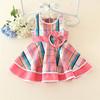 Fashion daily party kids girls dresses kids clothes manufacturer newest children frock design dress