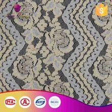 Custom Design Eco-Friendly Color Solid Lace 100 Cotton Dobby Fabric