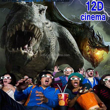2015 Reality Simulation 7D Cinema Equipment Supplier In China