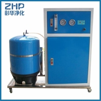 ZHP 100lph household mobile pure water making machine