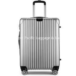 Fashion Light Gray Hard Shell ABS/PC luggage GMN15001