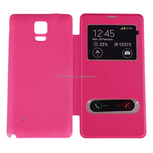 battery cover replacement case for galaxy note 4, smart phone accessories case for galaxy note 4