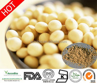 High quality Soybean Isoflavone extract powder, Natural water soluble Soy Isoflavone 20% 40% 60%