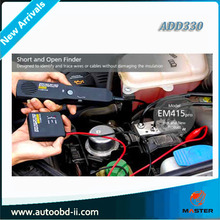 2015 ADD330 Lowest Price Automotive Short Open Finder Short Circuit Test Wire Cable Tracker Tester