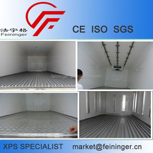 Refrigerated Truck Body / Small Insulated Van Truck