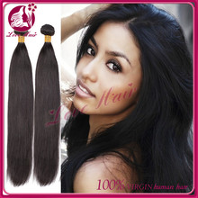 2015 crazy hot sale virgin hair relaxed european silky straight hair