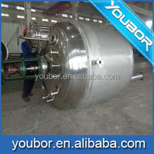 5000L Stainless steel chemical mixing reactors