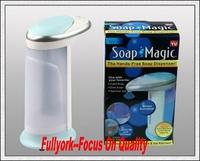 Magic Soap Hands Free Motion Sensitive Automatic Soap Dispenser As Seen On TV Soap Magic
