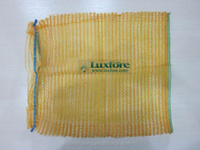 Bright Yellow Raschel Bag for Lemon